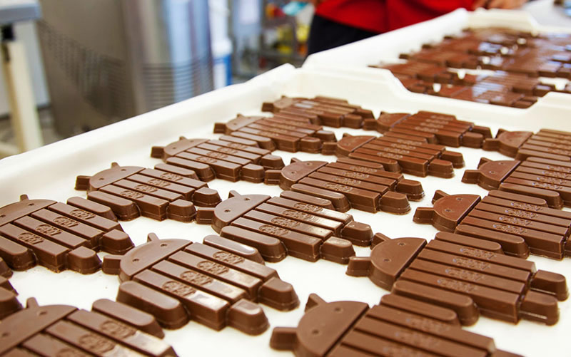 Kitkat en Android