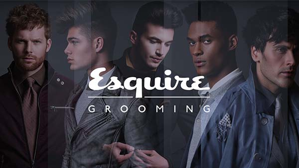 Esquire Grooming video