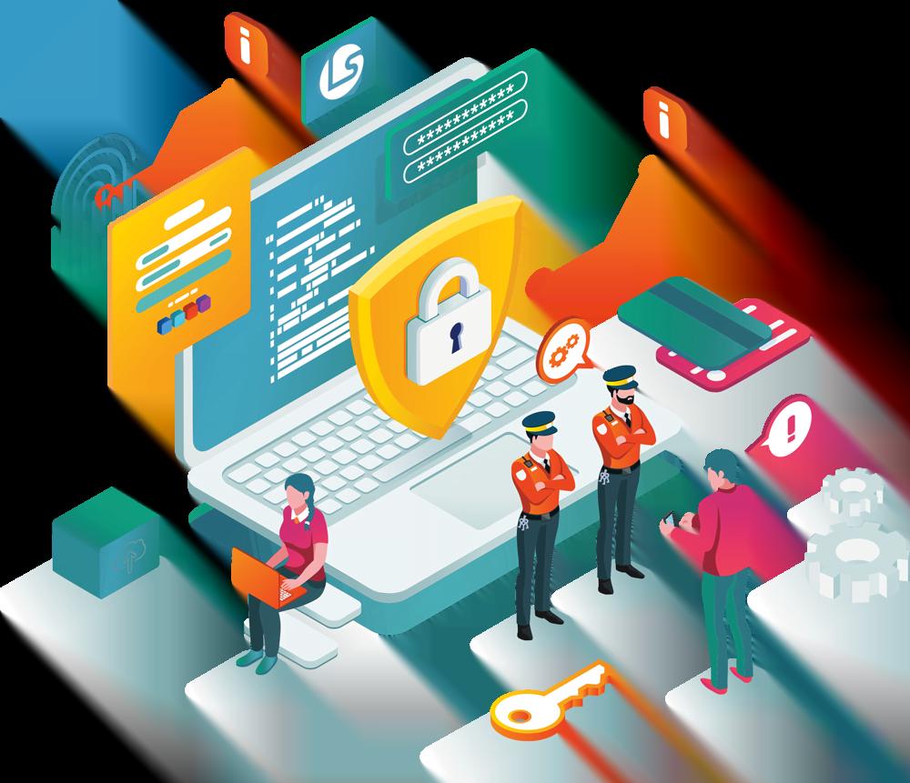 Tips voor een goede beveiliging van je website
