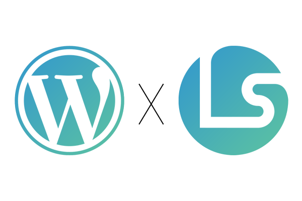 LSArt en WordPress website iconen
